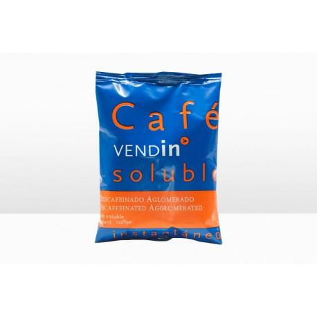 Café soluble descafeinado 250 g